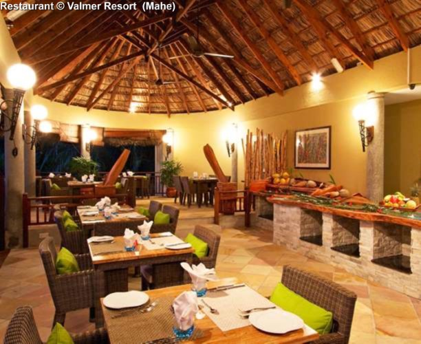 Restaurant © Valmer Resort (Mahe)