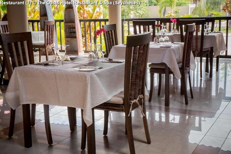 Restaurant © The Oasis Hotel Restaurant & Spa (Seychelles)