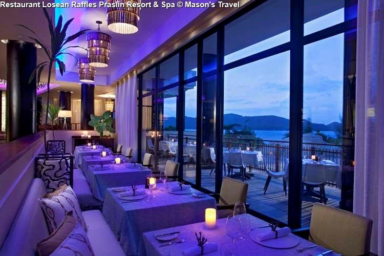 Restaurant Losean Raffles Praslin Resort & Spa (Praslin)