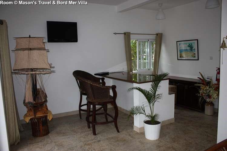 Room Bord Mer Villa