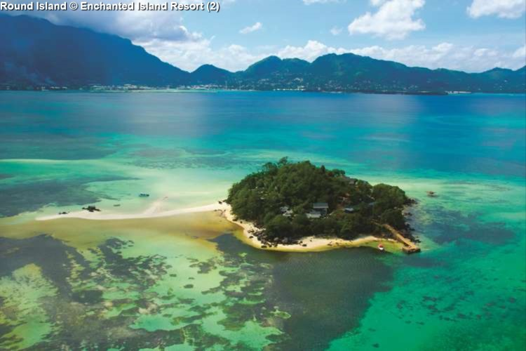 Round Island with Enchanted Island Resort (Seychelles)