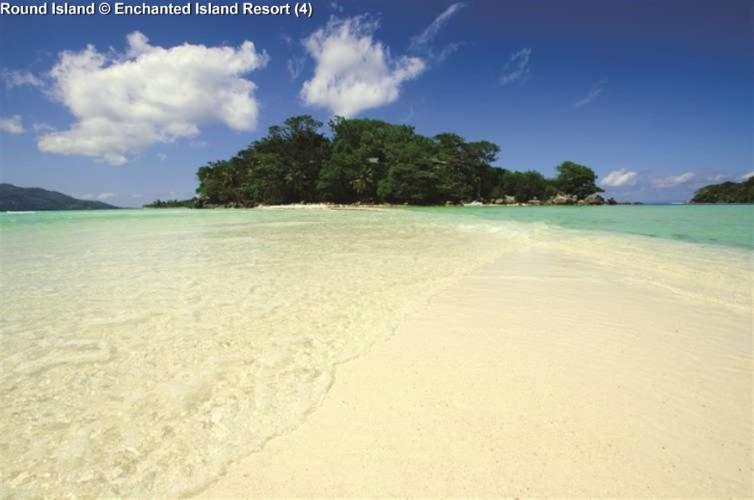 Round Island with Enchanted Island Resort (Seychelles)