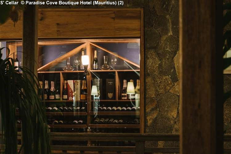 S' Cellar © Paradise Cove Boutique Hotel (Mauritius)