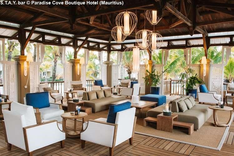 S.T.A.Y. bar Paradise Cove Boutique Hotel (Mauritius)