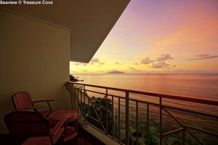 Superior room Treasure Cove (Mahe)