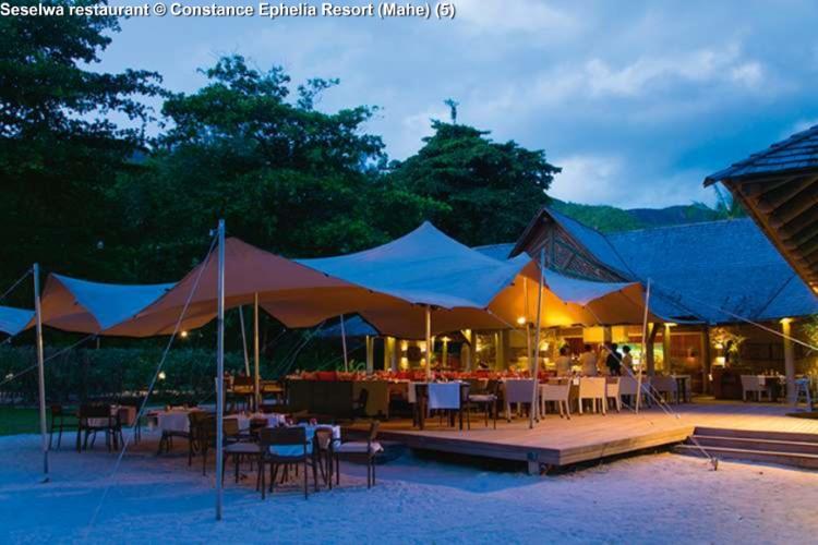 Seselwa restaurant © Constance Ephelia Resort (Mahe)
