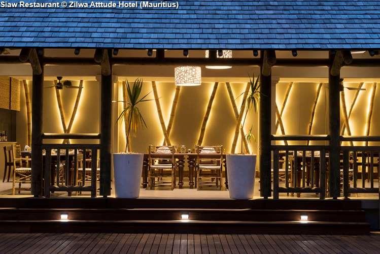 Siaw Restaurant Zilwa Atttude Hotel (Mauritius)