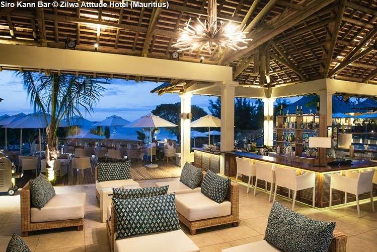 Siro Kann Bar Zilwa Atttude Hotel (Mauritius)