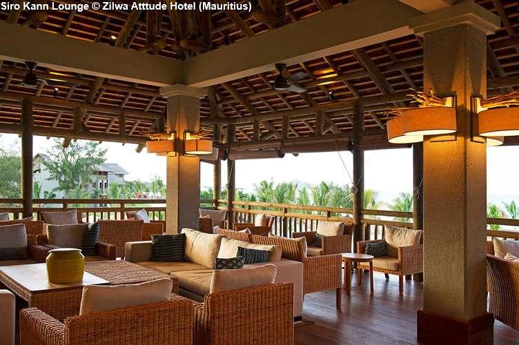 Siro Kann Lounge Zilwa Atttude Hotel (Mauritius)