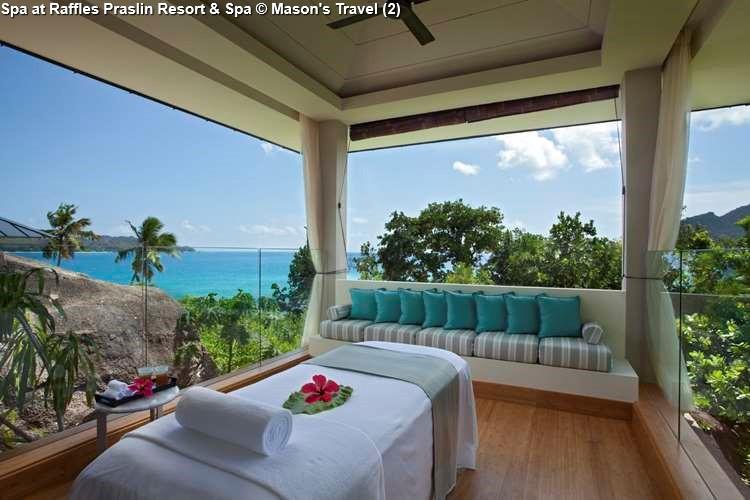 Spa at Raffles Praslin Resort & Spa (Praslin)