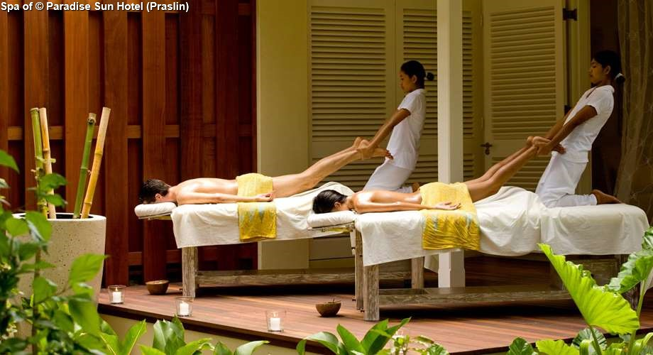 Spa of Paradise Sun Hotel (Praslin)