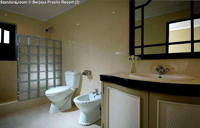 Standard room Berjaya Praslin Resort