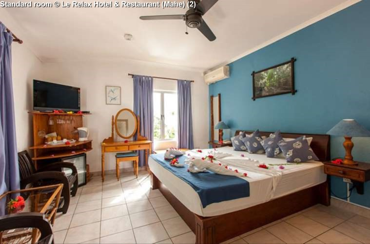 Standard room © Le Relax Hotel & Restaurant (Mahe)