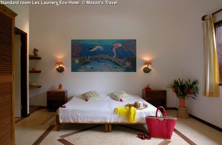 Standard room Les Lauriers Eco Hotel (Praslin)