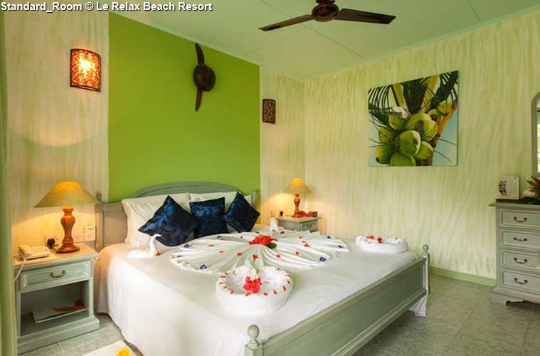 Standard_Room of Le Relax Beach Resort (Praslin)
