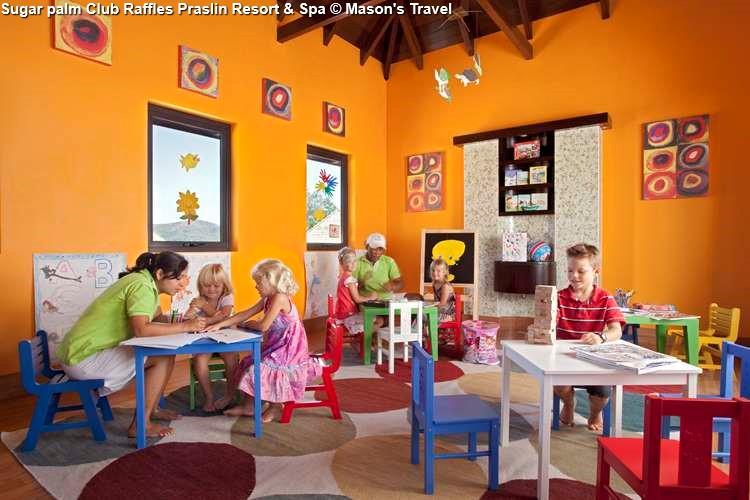 Sugar palm Club Raffles Praslin Resort & Spa (Praslin)