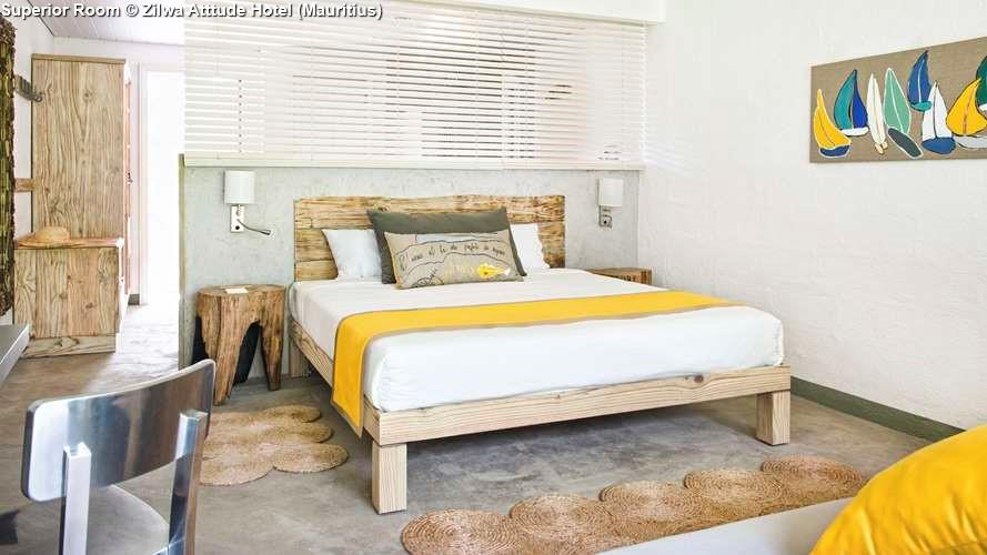 Superior Room Zilwa Atttude Hotel (Mauritius)