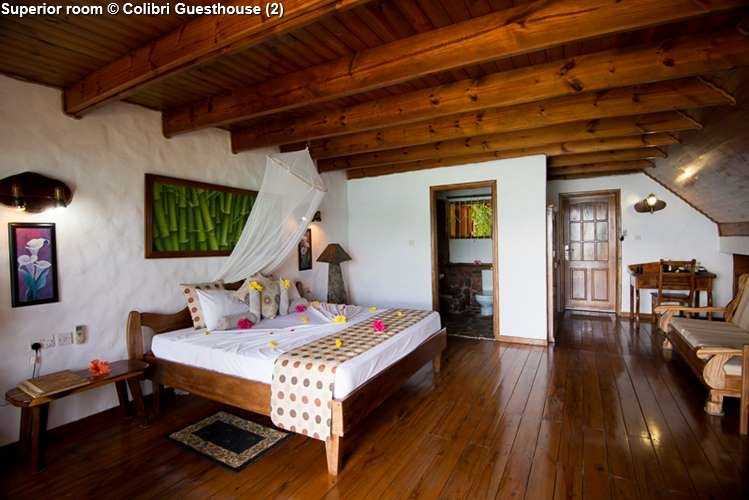Superior room Colibri Guesthouse