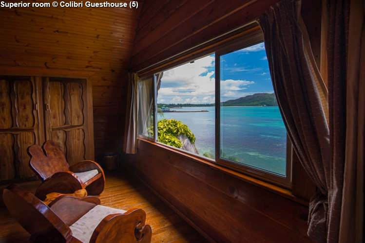 Superior room Colibri Guesthouse