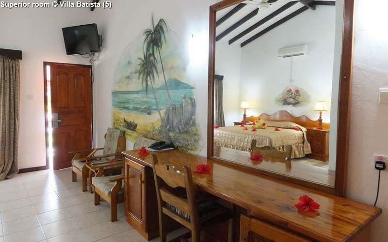 Superior room Villa Batista