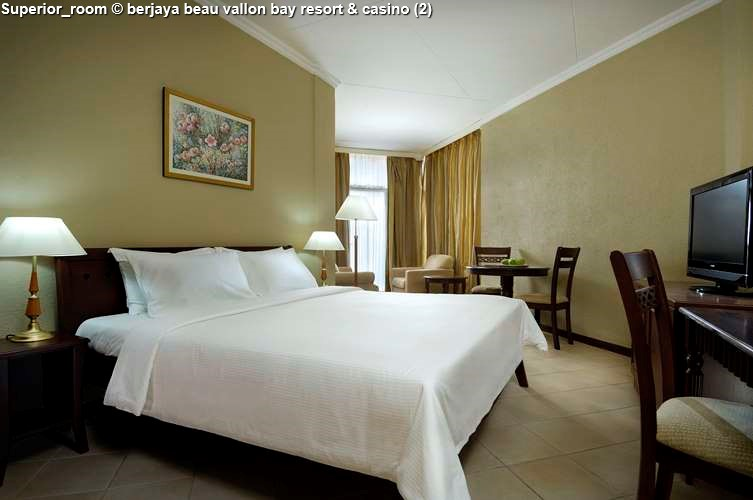Superior_room berjaya beau vallon bay resort & casino