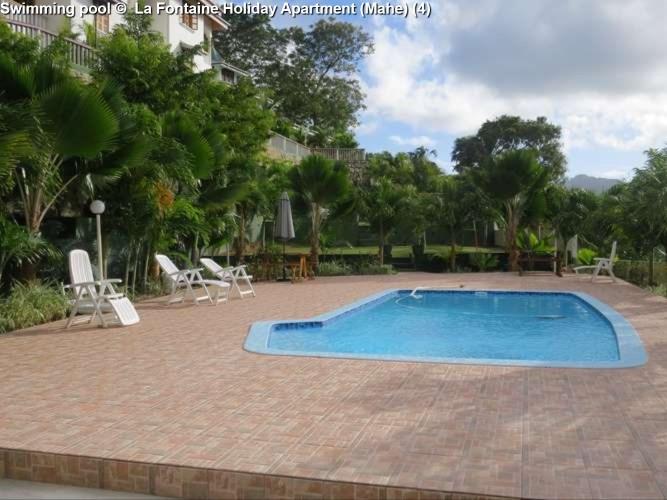 Swimming pool © La Fontaine Holiday Apartment (Mahe)