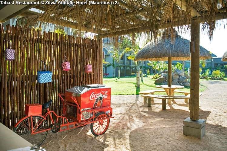 Taba-J Restaurant Zilwa Attitude Hotel (Mauritius)