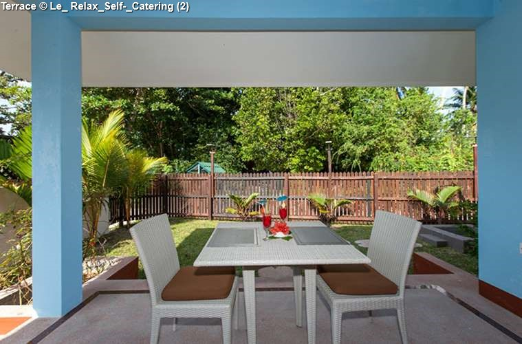 Terrace Le_ Relax_Self-_Catering