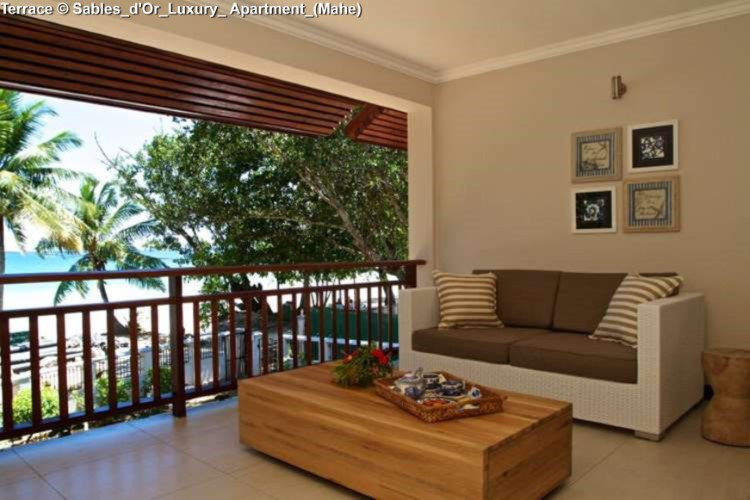 Terrace © Sables_d'Or_Luxury_ Apartment_(Mahe)