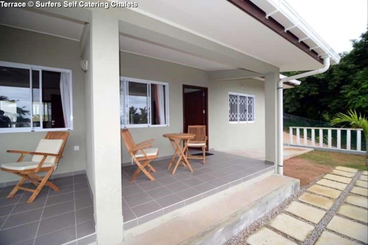 Terrace Surfers Self Catering Chalets (Mahe)