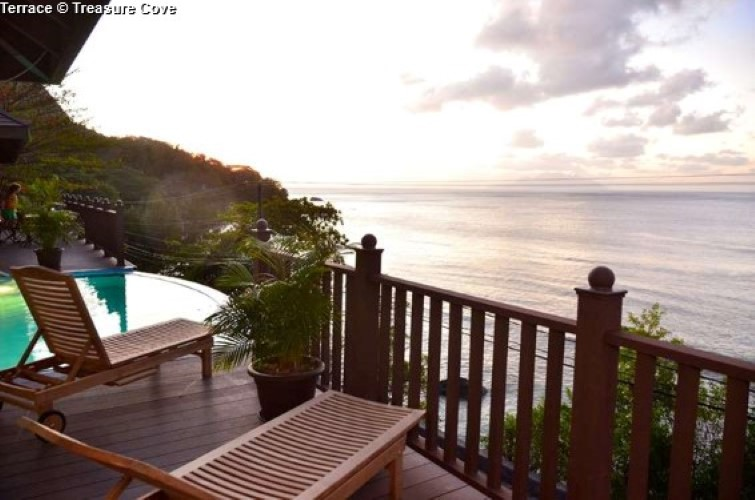 Terrace Treasure Cove (Mahe)