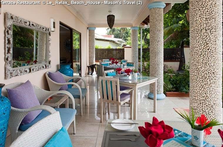 Terrace Restaurant Le_ Relax_ Beach_House