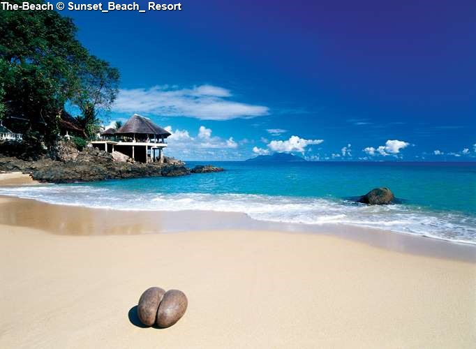 The-Beach Sunset_Beach_ Resort