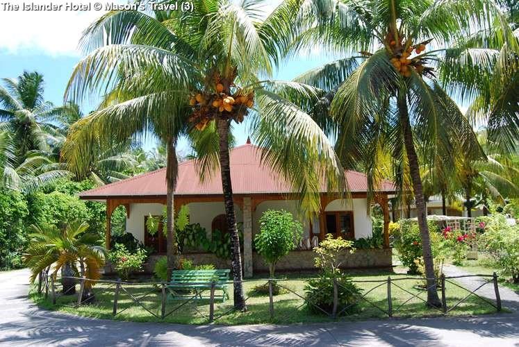 Garden The Islander Hotel (Praslin)