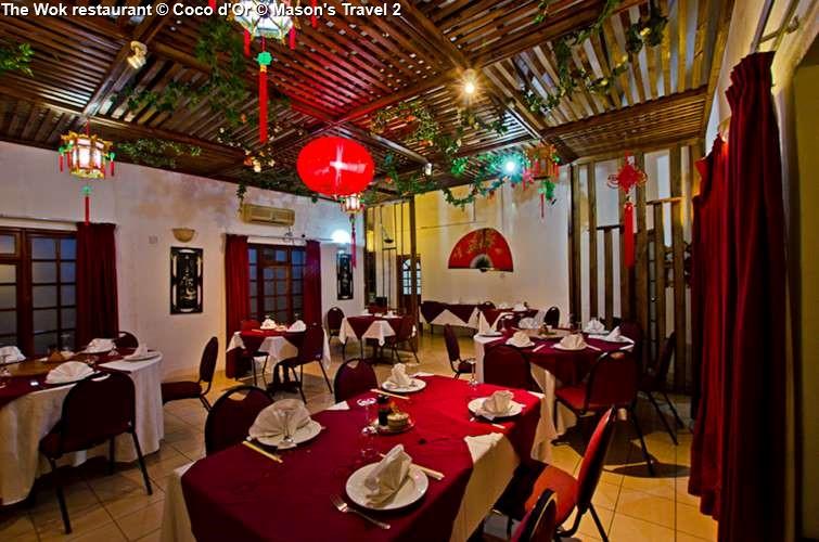 The Wok restaurant