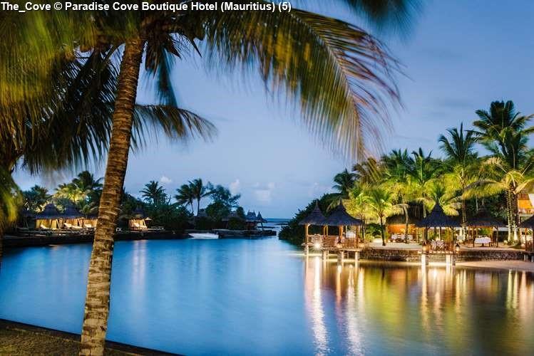 The_Cove Paradise Cove Boutique Hotel (Mauritius)