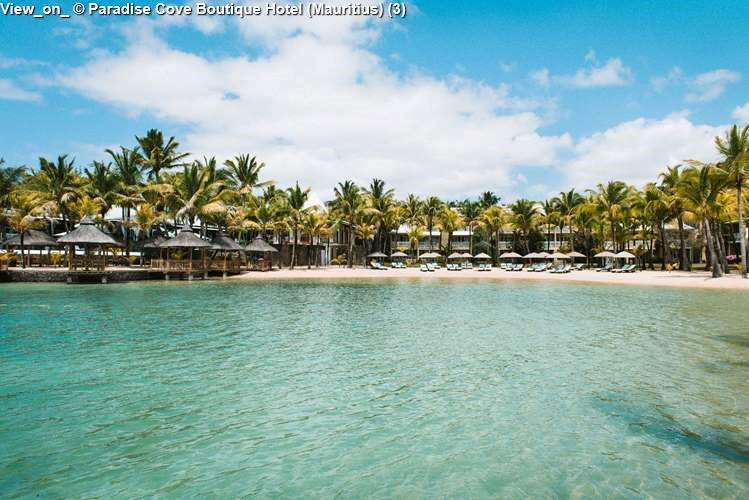 View_on_ Paradise Cove Boutique Hotel (Mauritius)