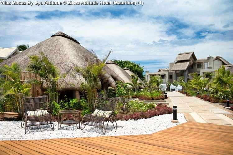 Vilaz Masaz By Spa Attitude Zilwa Attitude Hotel (Mauritius)