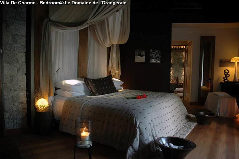 Villa De Charme - Bedroom