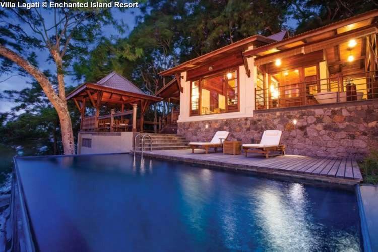 Villa Lagati © Enchanted Island Resort