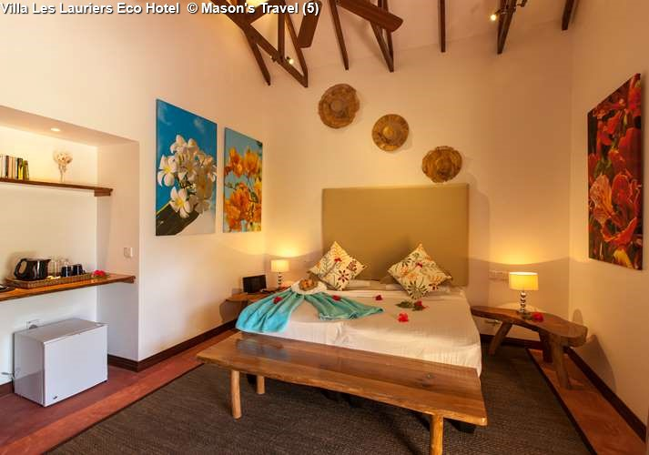 Villa Les Lauriers Eco Hotel (Praslin)