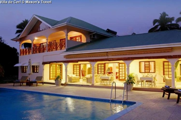 Villa de Cerf (Seychelles)