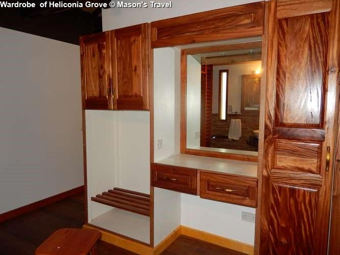 Wardrobe Heliconia Grove (Praslin)