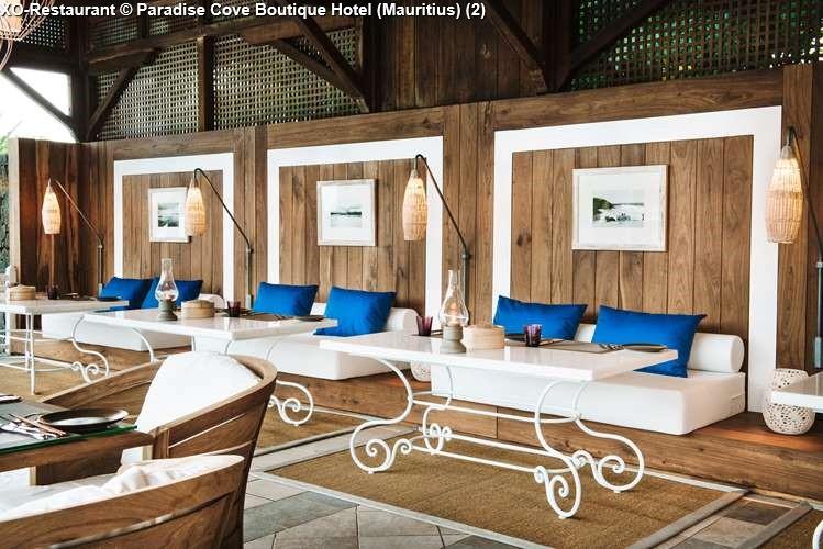 XO-Restaurant Paradise Cove Boutique Hotel (Mauritius)