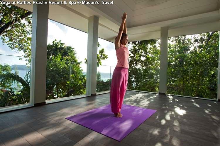 Yoga at Raffles Praslin Resort & Spa (Praslin)