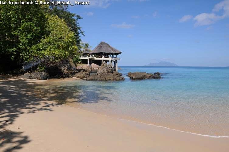 bar-from-beach Sunset_Beach_ Resort