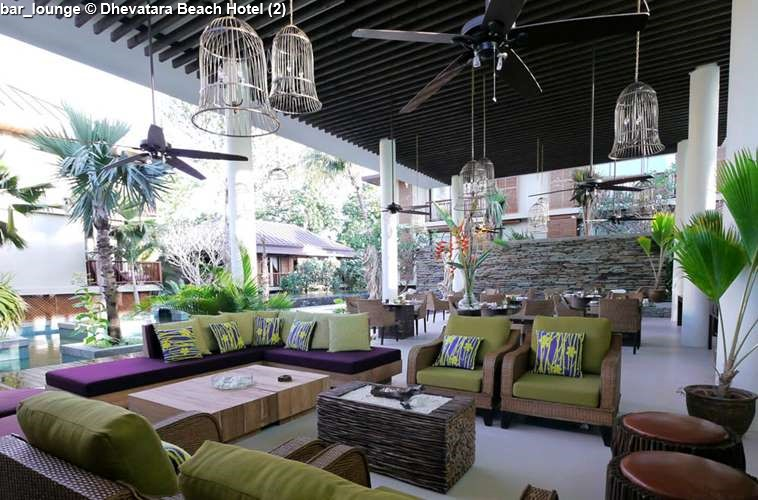bar_lounge Dhevatara Beach Hotel