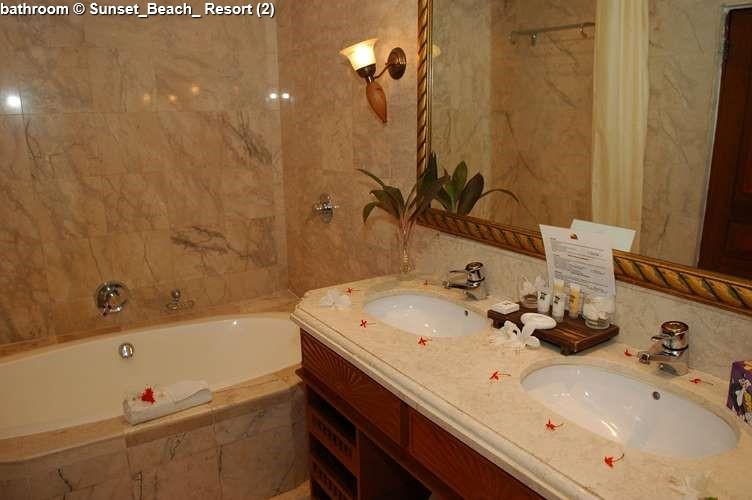 Bathroom Sunset_Beach_ Resort