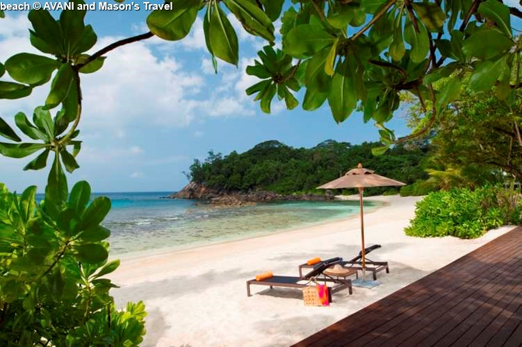Beach AVANI Seychelles Barbarons Resort & Spa
