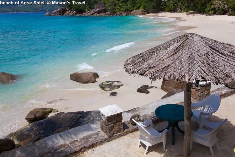 beach of Anse Soleil